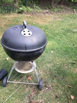 Weber Charcoal Grill in Bartlett, Illinois