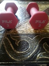FILA 2 POUND WEIGHTS in Naperville, Illinois