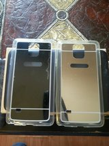 BRAND NEW SAMSUNG GALAXY NOTE 4 PROTECTIVE COVERS in Schaumburg, Illinois