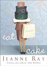 "Looking for novel, ""Eat Cake"" in Naperville, Illinois"