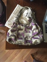 Coach Chain Link Sateen Shoulder Bag in Plainfield, Illinois