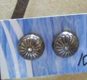 Vintage Sterling Silver Earrings in Ruidoso, New Mexico