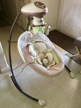 Fisher Price Cradle n Swing in Nellis AFB, Nevada