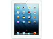 ***Apple iPad with Retina Display 4th Gen..16gb***WHITE in Conroe, Texas