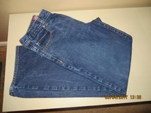 Boy's Old Navy Dark Wash Jeans-Size 16R (29X29)-Adjustable Waist-Like New in Glendale Heights, Illinois