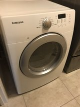 Samsung dryer in Fort Bliss, Texas