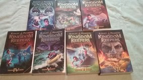 Kingdom Keepers Books series #1-7 in Sandwich, Illinois
