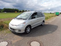 TOYOTA PREVIA! 7-SEATS! VERY GOOD FAMELY CAR! MODEL 2001! NEW INSPECTION! in Mannheim, GE