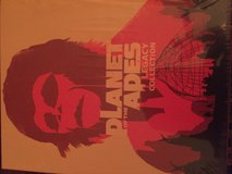 Planet of the Apes Legacy Collection in Ramstein, Germany