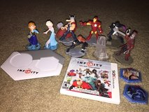 Disney Infinity Lot 3DS in Byron, Georgia