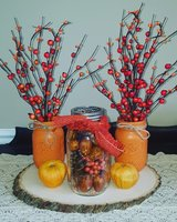 My New Fall Centerpiece in Louisville, Kentucky