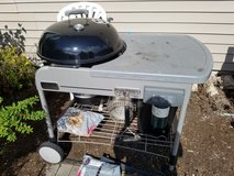 Weber Performer Charcoal Grill in Yorkville, Illinois