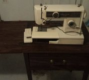 Kenmore sewing machine and table in Perry, Georgia
