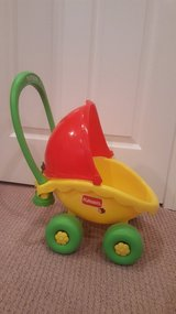 Playskool Baby Doll Stroller in Yorkville, Illinois