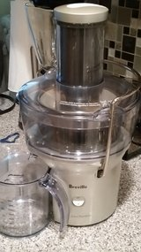 Breville juicer in Byron, Georgia