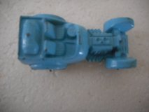 "Vintage TootsieToy Blue Hot Rod Dragster - 2"" Long  Vintage in Temecula, California"