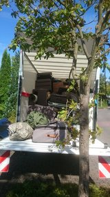 MOVING, PICK UP AND DELIVERY, REMOVALS,  RELOCATION,  TRANSPORT in Wiesbaden, GE