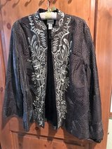 Stunning Chico's Evening Jackets, sizes 2 and 3 in Las Cruces, New Mexico