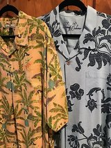 Assortment of Mens Tommy Bahama, Tori Richards and other Hawaiian Shirts, size XXL in Las Cruces, New Mexico