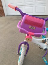 doc mcstuffins kids bike w/training wheels in Hinesville, Georgia