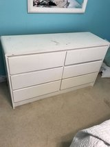 Bedroom dresser and nightstand in Plainfield, Illinois