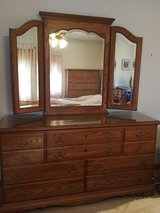 BEAUTIFUL DRESSER WITH MIRROR in Tinley Park, Illinois
