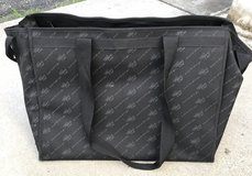 PAMPERED CHEF TOTE CL BAG BLACK in Okinawa, Japan