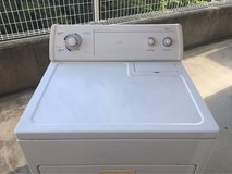 Whirlpool Electric Dryer in Okinawa, Japan