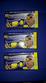 New As Seen on Tv Night Vision Glasses in Clarksville, Tennessee