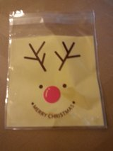 25 CHRISTMAS DEER TREAT BAGS in Elgin, Illinois