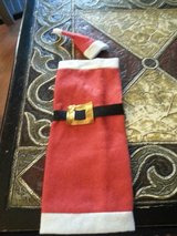 NEW CHRISTMAS WINE BOTTLE COVERS in Elgin, Illinois