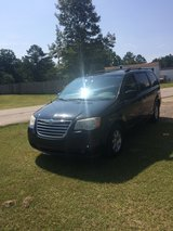 2008 CHRYSLER TOWN AND COUNTRY in Fort Rucker, Alabama