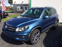 The last 2017 VW Tiguan in our inventory! -  SEL trim level , 2.0 TSI, 200 HP, DOHC Turbocharged... in Stuttgart, GE