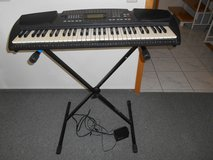 Keyboard Piano - GEM 310 GK with a/c adapter and stand in Stuttgart, GE