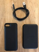 iPhone 7 Mophie Juice Pack and Wireless Charger in Ramstein, Germany