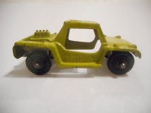 TOOTSIETOY BAJA RUNABOUTS YELLOW & RED VINTAGE DIECAST in Temecula, California