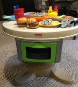 Fisher price serve and surprise table in Orland Park, Illinois