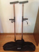 Foldable Crutches in St. Charles, Illinois