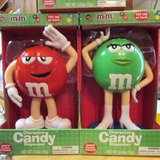 Gift Idea NEW M&M DISPENSERS - multiples of each in Naperville, Illinois
