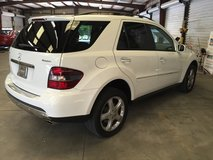 *Reduced* 08 Mercedes ML 350 in Spangdahlem, Germany