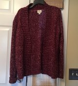 Large Open Front Sweater in Sugar Grove, Illinois