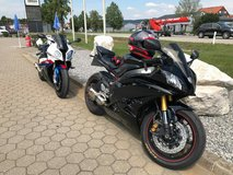 2007 Yamaha R6 in Hohenfels, Germany