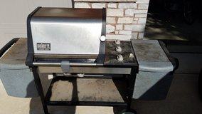 Weber Genesis Gold Grill in Yorkville, Illinois