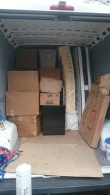 INSTANT JUNK HAULING PICK UP AND DELIVERY COMPLETE REMOVAL in Ramstein, Germany