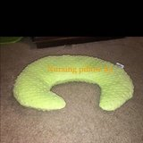 nursing pillow in Fort Riley, Kansas