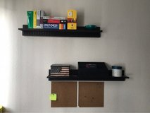 Desk with shelves in Ramstein, Germany