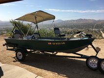 "1985 15"" Baser - Cool Little Boat! in Yucca Valley, California"