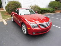 2004 Chrysler Crossfire Low Miles (71200) in Cary, North Carolina