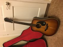 Epiphone FT-160 : 12 string guitar in Cary, North Carolina