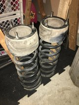 "Dodge 2500 springs with 2"" leveling spacers in Camp Pendleton, California"